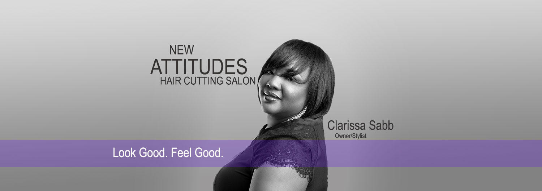 New attitudes hair cutting salon for A new attitude salon